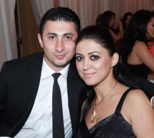 With husband at ABMDR gala