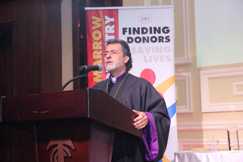 Archbishop Hovnan Derderian