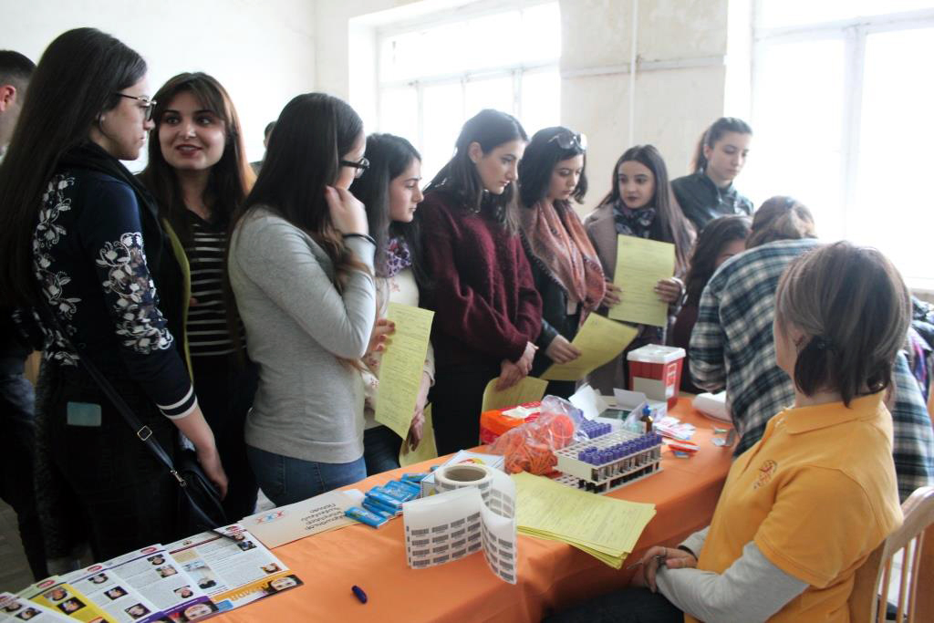 ABMDR Artsakh Recruitment Scene-16