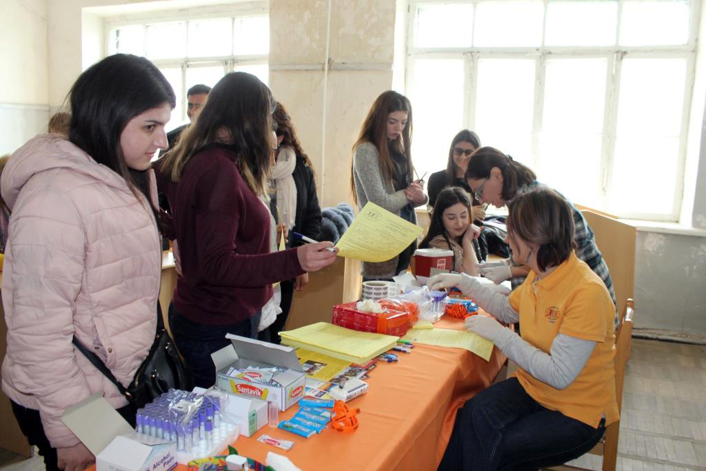 ABMDR Artsakh Recruitment Scene-2