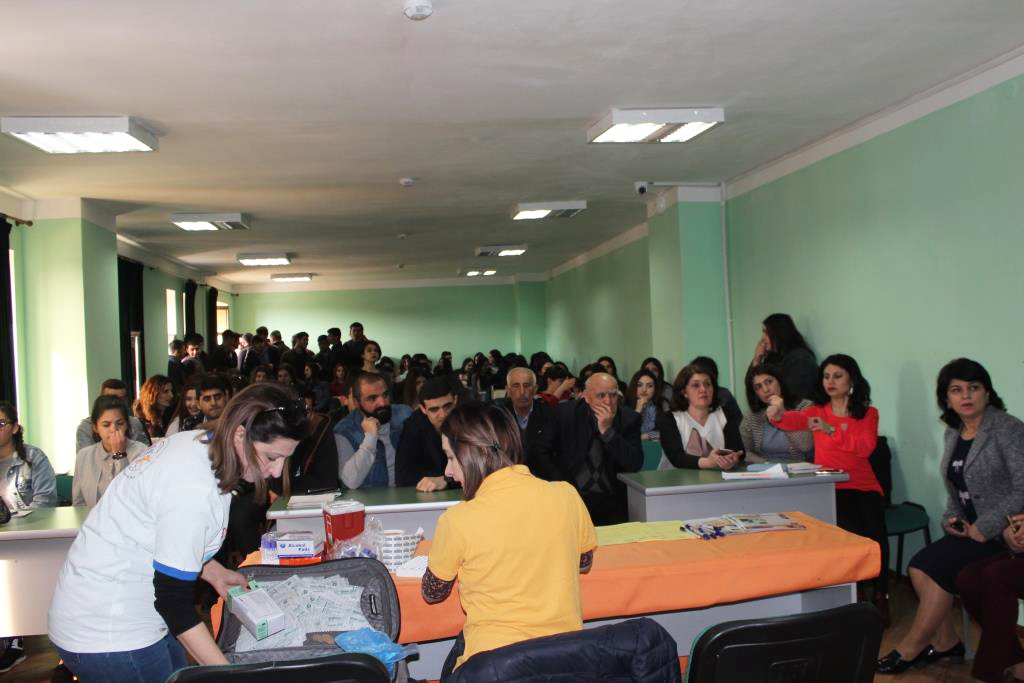 ABMDR Artsakh Recruitment Scene-4